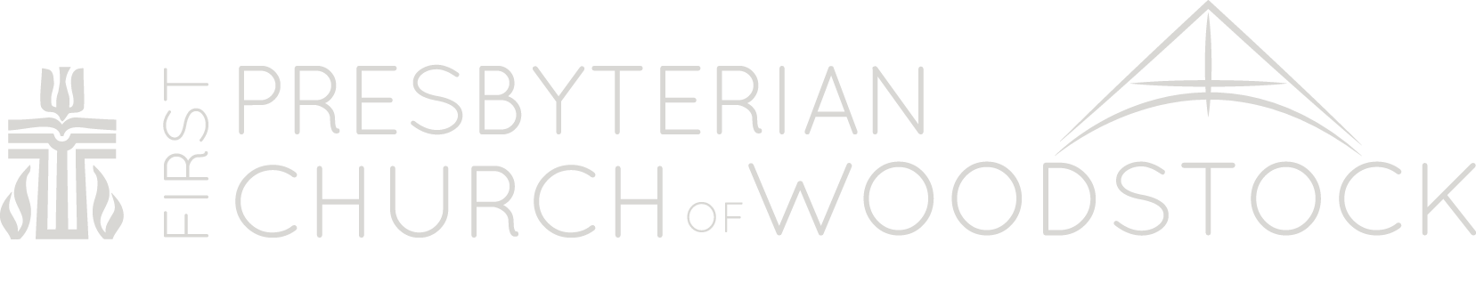 First Presbyterian Church Of Woodstock Logo